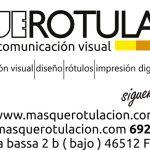 publicidad cartel Bous Benifairó